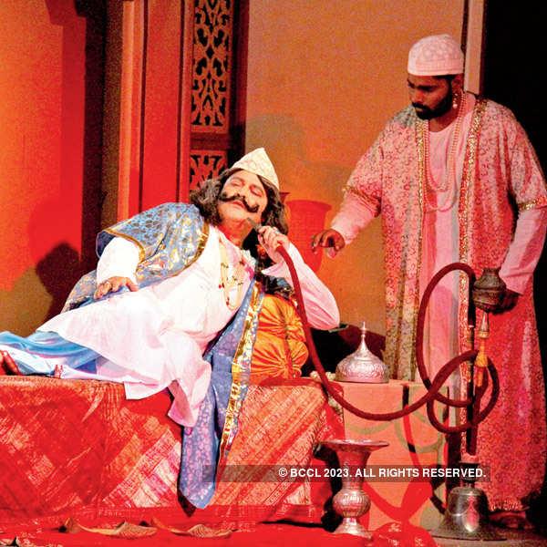 Matiaburj: A play