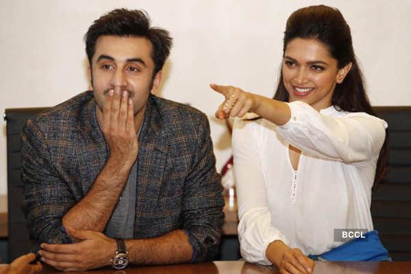 Deepika Padukone and Ranbir Kapoor talk about their relationship