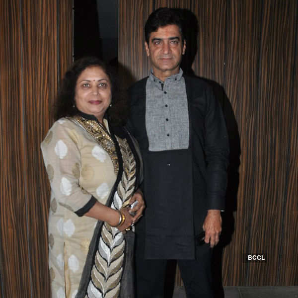 Aamir Khan's Diwali party