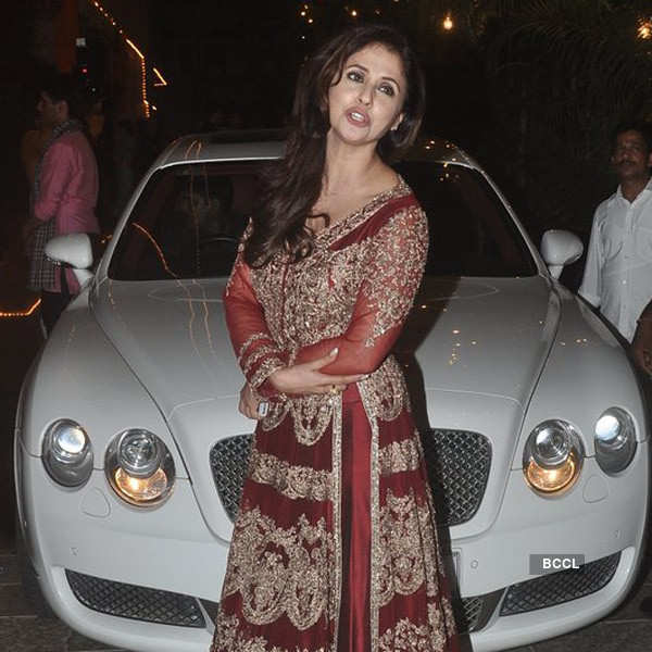 Bachchan's Diwali Party