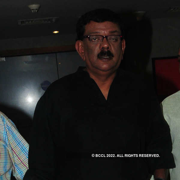 Mohanlal's book launch in Kochi