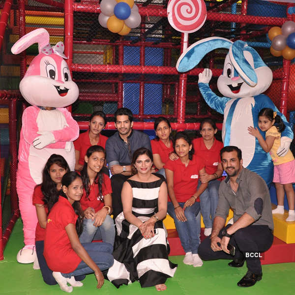 Celebs @ Play Around launch