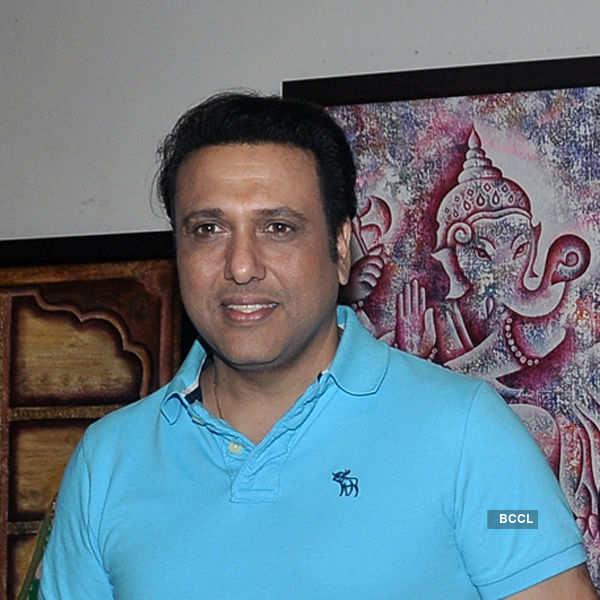 Govinda @ Art show