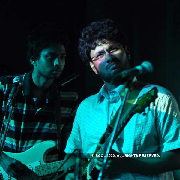Jamsteady at Princeton Club