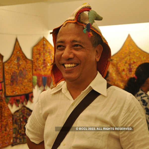 Ganesh Thaap exhibition in Vadodara