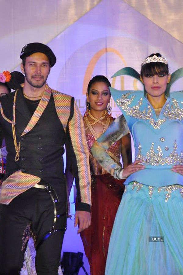 WLCI Chimera Graduating Fashion Show 2014
