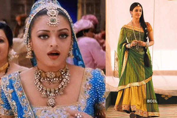 Aishwarya Rai Bachchan S Best Looks That Won Our Hearts Rai's portrayal as jodha bai in the 2008 epic film jodhaa akbar earned her another filmfare nomination. aishwarya rai bachchan s best looks