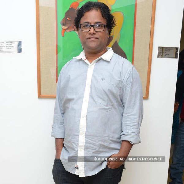 Launch of an art gallery