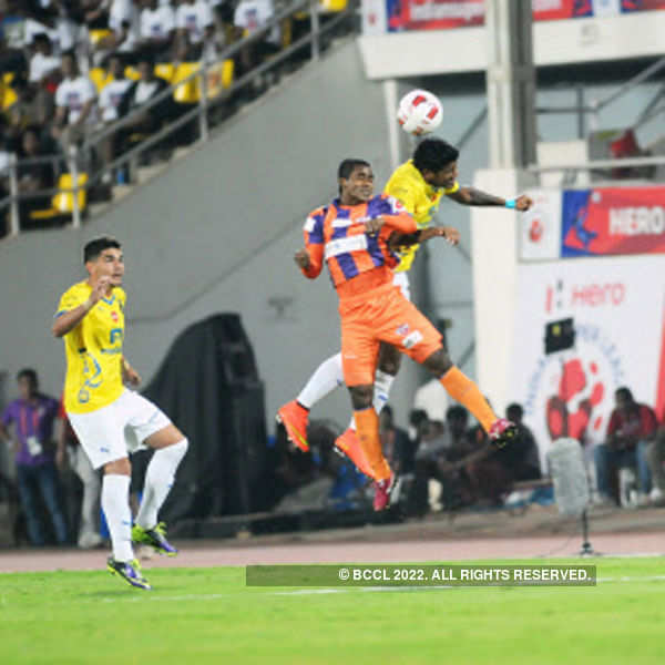 Kerala Blasters eke out first win