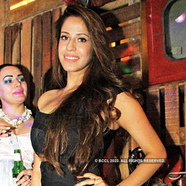 Sandeep Verma's b-day party
