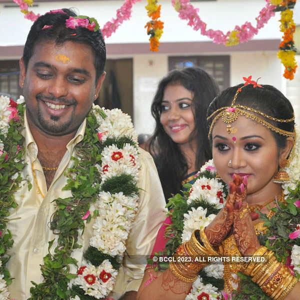 A grand wedding affair