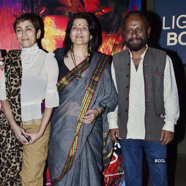 Rang Rasiya: Screening