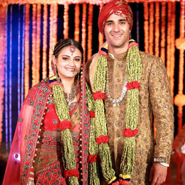 Pulkit Samrat's wedding pictures