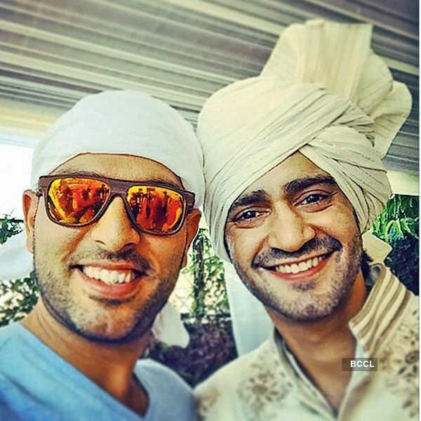 Wedding bells for Gaurav and Kirat