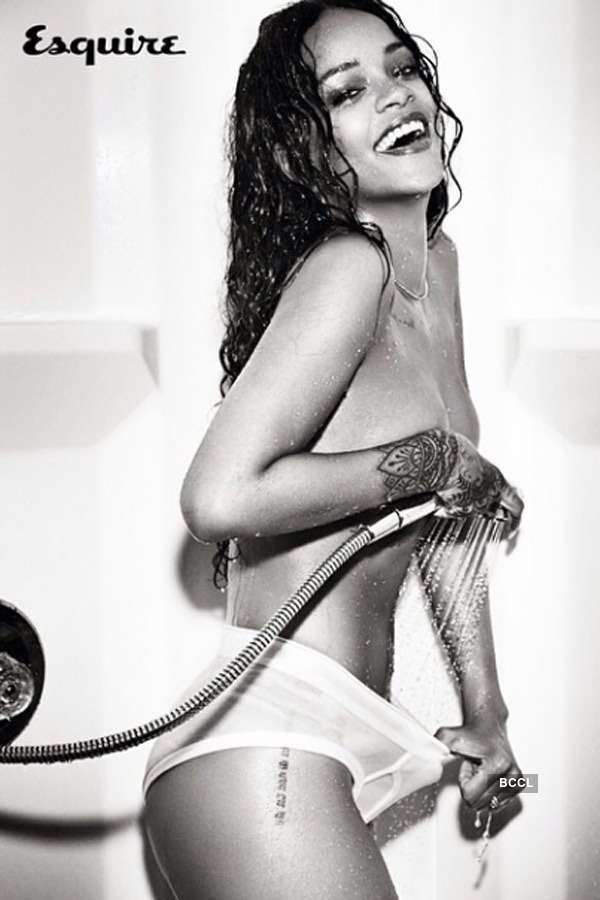Celebs who dare to bare it all