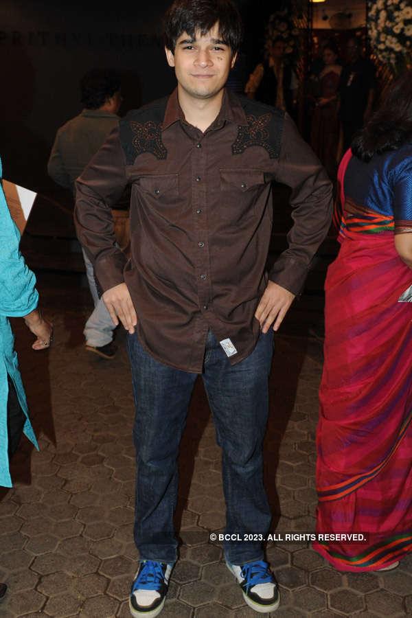 Prithvi Theatre Festival
