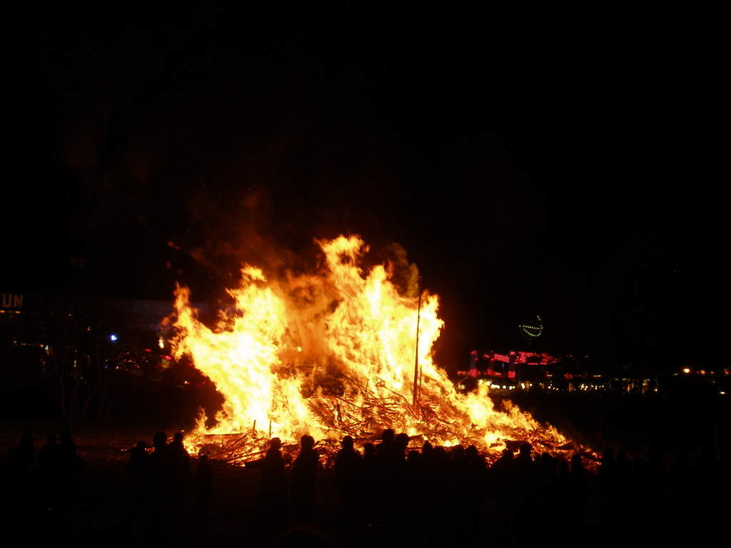 Ottery St Mary's Guy Fawkes Night Celebrations