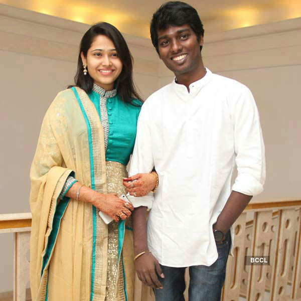 Atlee, Priya's pre-wedding press meet