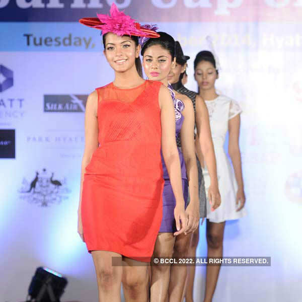 Melbourne Cup Charity Fashion Show