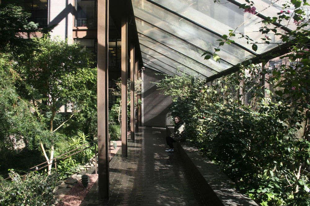 Ford Foundation Atrium, Manhattan - Times of India Travel