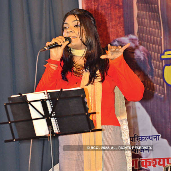 A musical evening in Bhopal