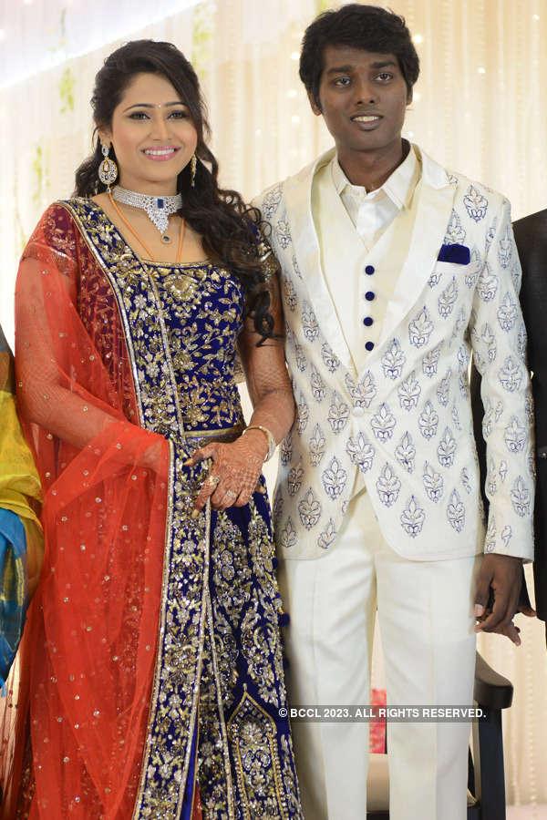 Atlee, Priya's wedding reception
