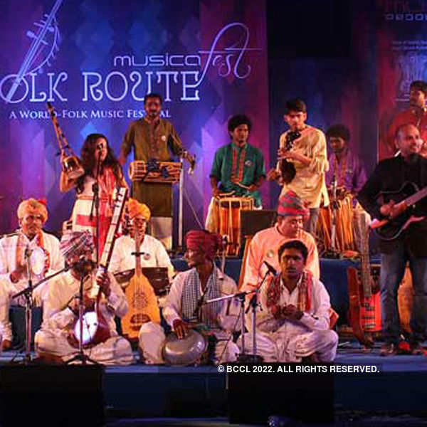World Folk Music Festival
