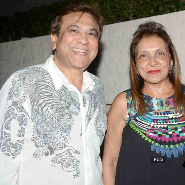 Maheka Mirpuri's birthday party