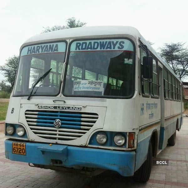 GPS app for Haryana Roadways buses soon