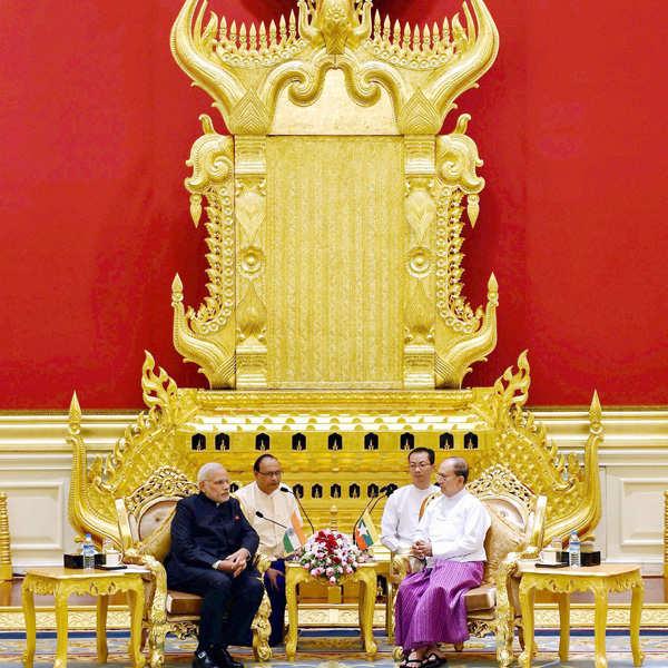 12th ASEAN Summit: PM Narendra Modi