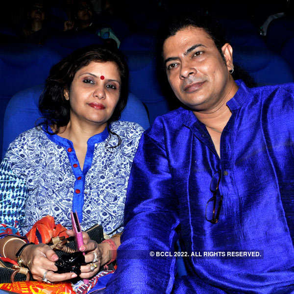 Celebs at Koli's premiere