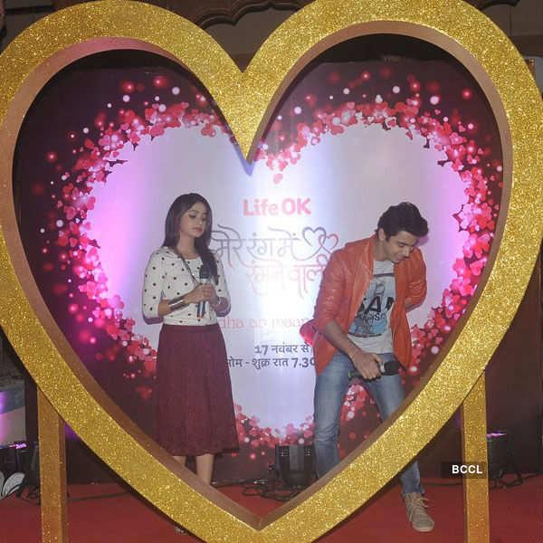 Mere Rang Mein Rangne Wali: Launch