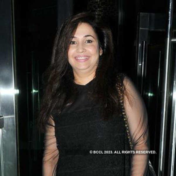 Jacinta Rao's birthday party