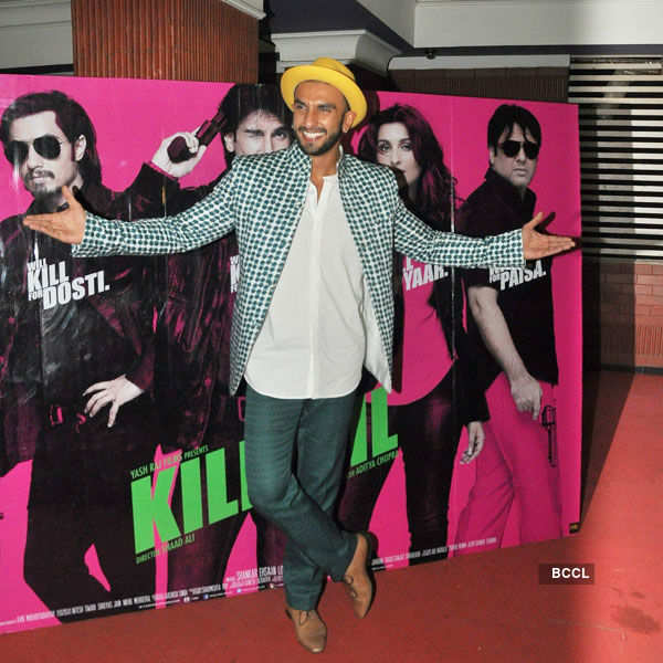 Kill Dil: Spl Screening