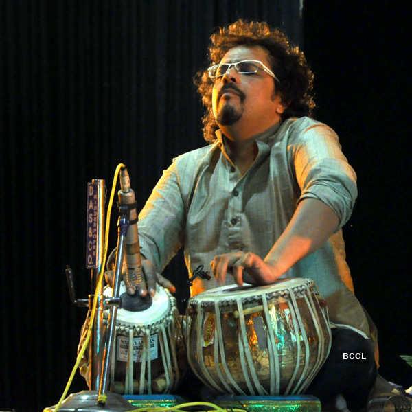 Musical event at Rabindra Sadan