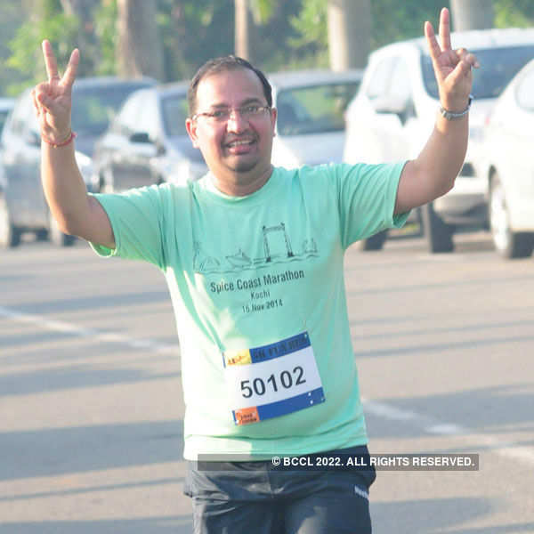Spice Coast Marathon '14