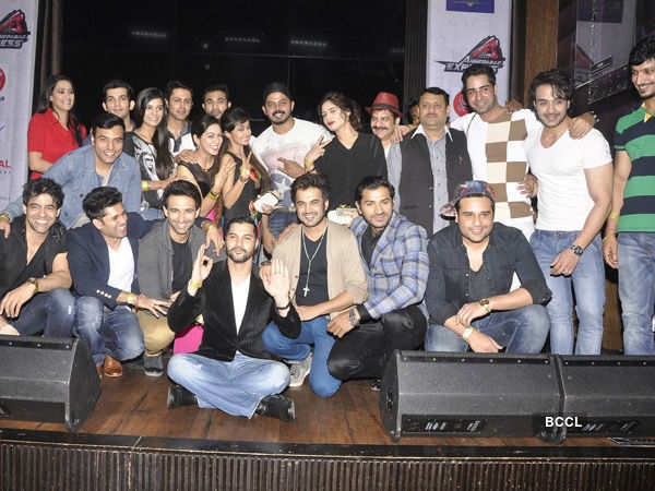 Promo and jersey launch of Ahmedabad Express team