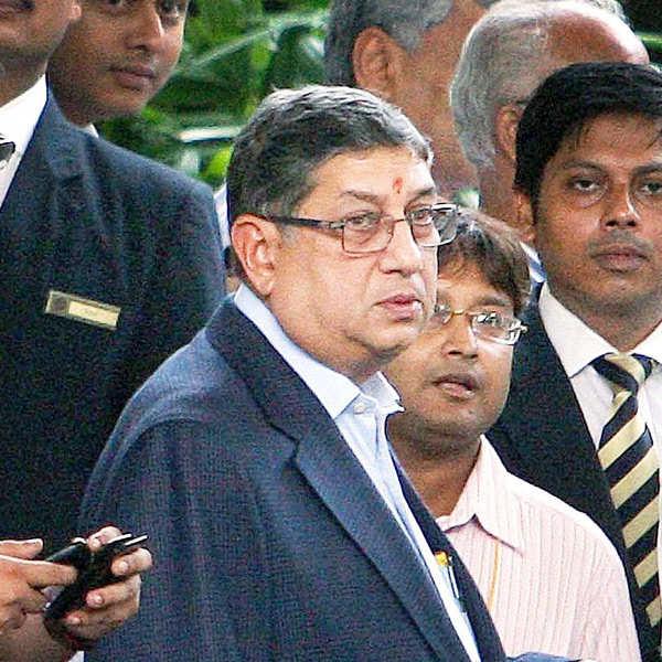 Srinivasan took no action against player violating code: Mudgal report