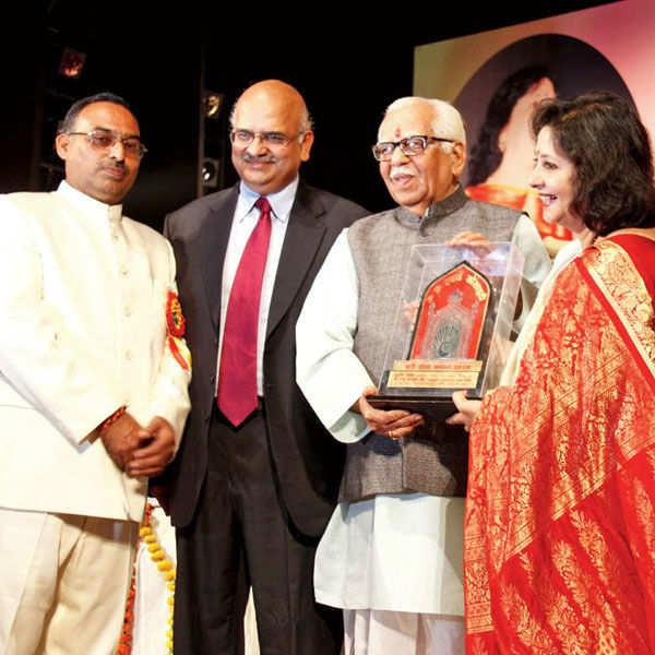 Surbhi Ranjan's felicitation ceremony