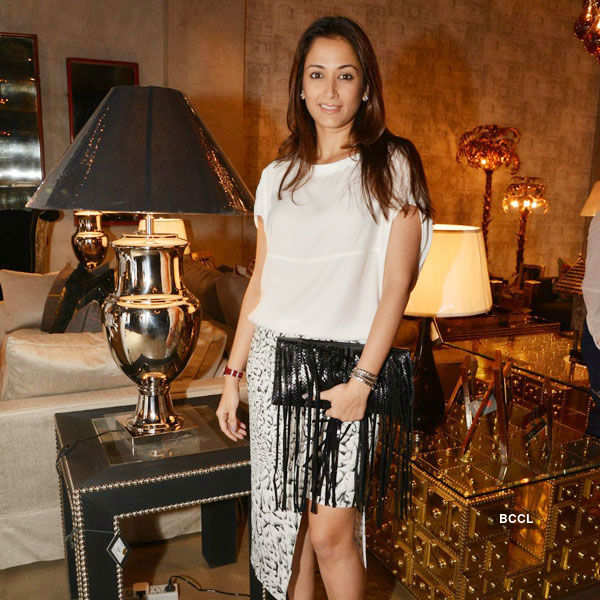 Suzanne's new collection launch