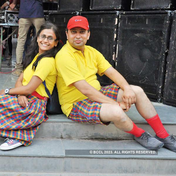 'Masti Ki Paathshaala' in Indore!