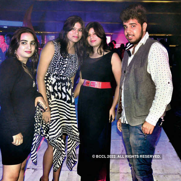 A cool party in Indore