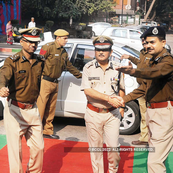 Delhi Traffic Police launches the Traffic Training Park in CP