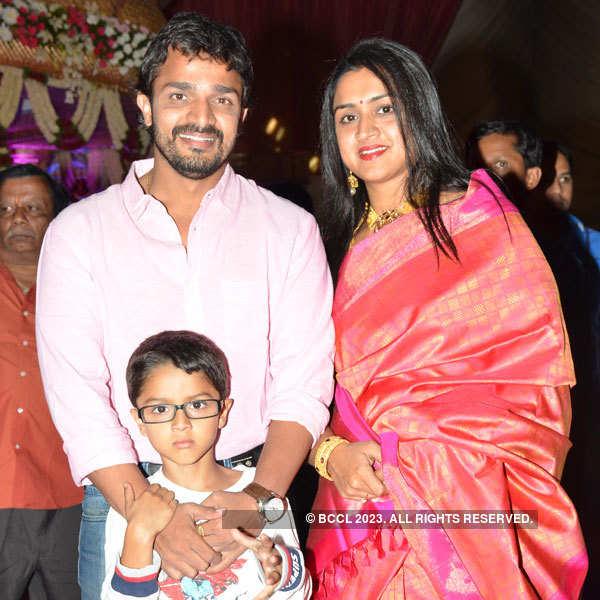 Bharati & Rhyshanth's wedding reception