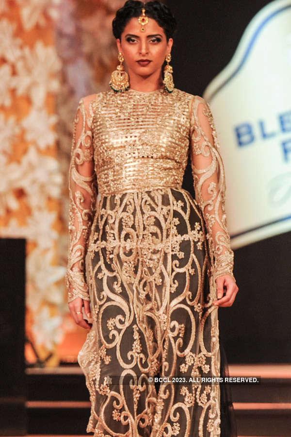Blenders Pride Fashion Tour: Neeta Lulla