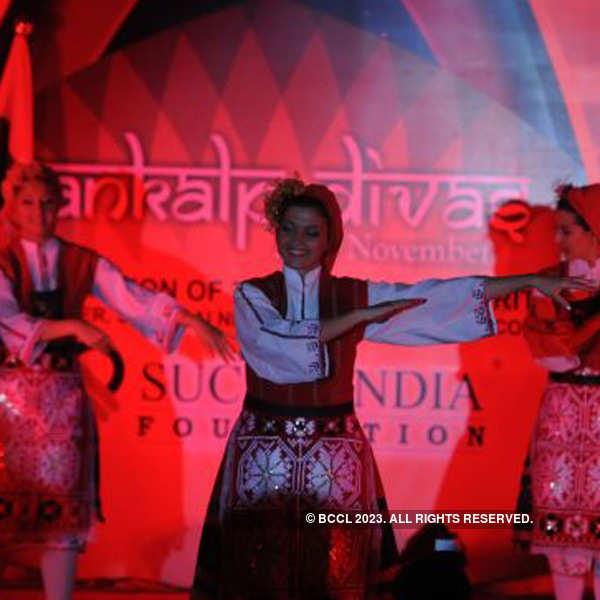 Hyderabadis get a dekko of Bulgarian folk dance