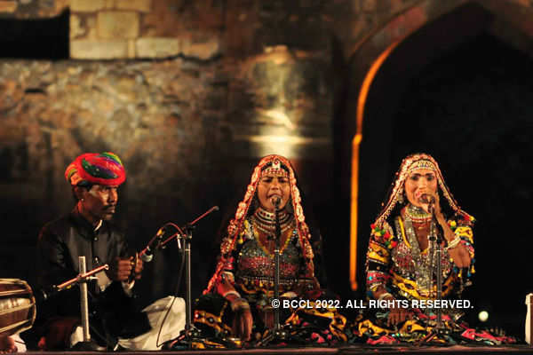 A mystical Sufi evening