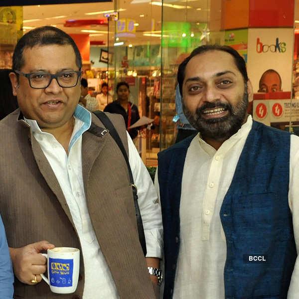 Celebs at Shantanu Moitra's book launch
