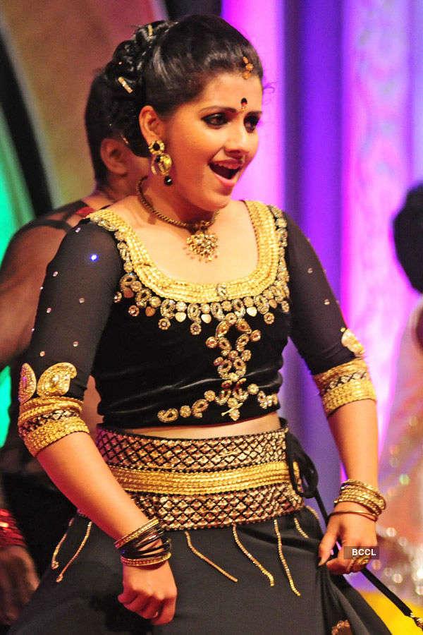 Sarayu rocks Trivandrum