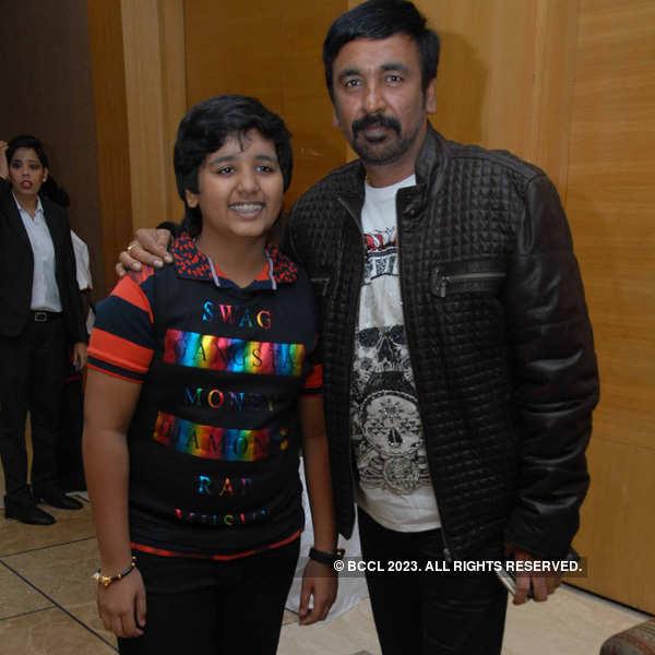 Shivam: Music launch